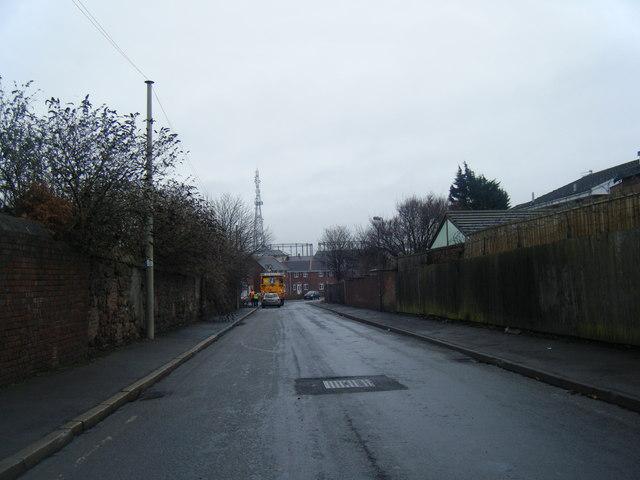 Spekeland Road