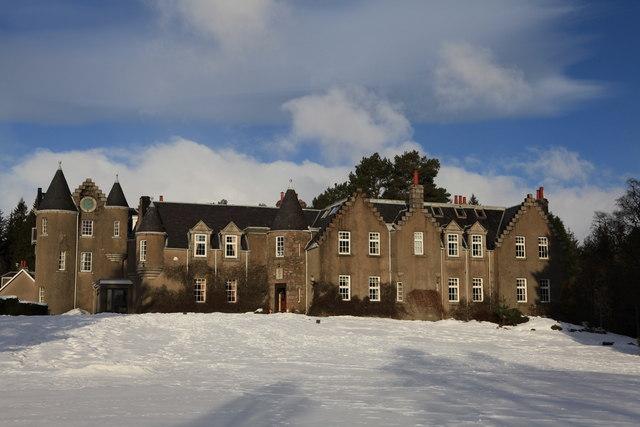 Dalmunzie House Hotel