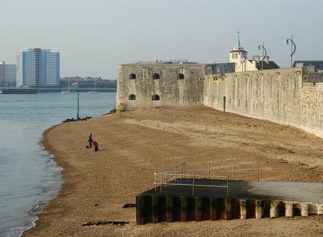 Gone Fishing, Portsmouth