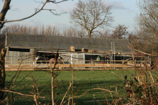 Stables near St Ives Farm