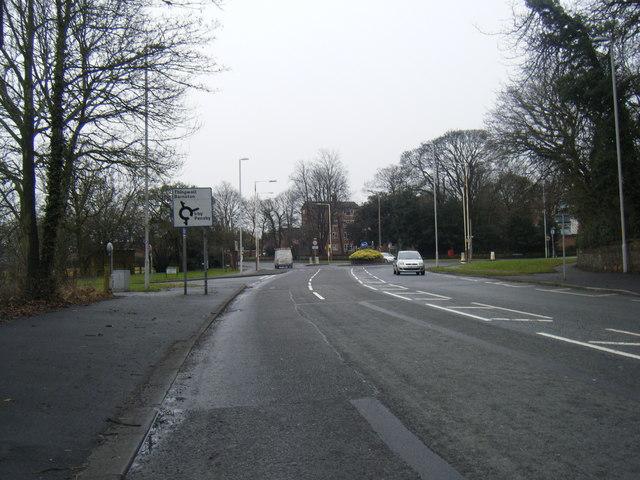 Arrowe Park Road