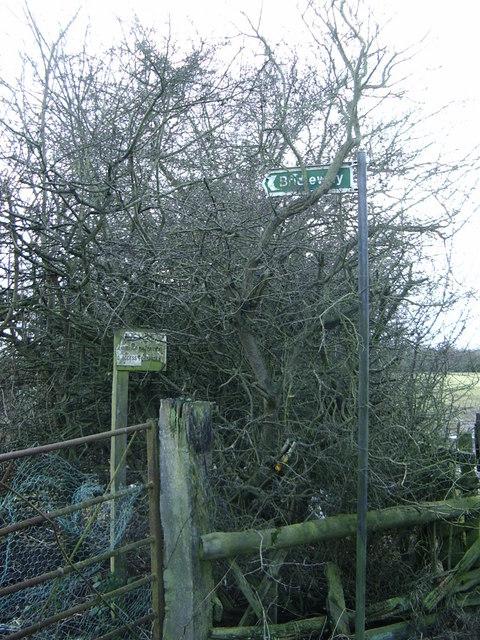 Bridleway, Lilbourne