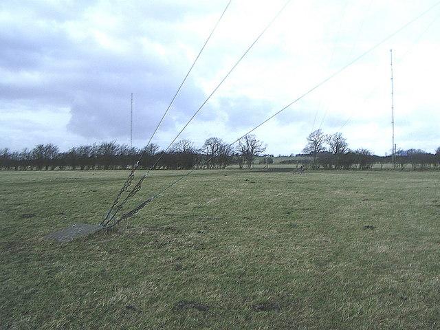 Radio Mast, Panorama, Lilbourne