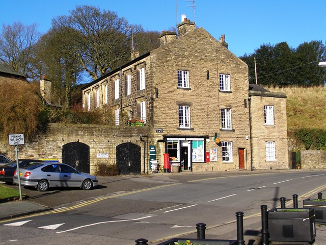 Compstall Post Office