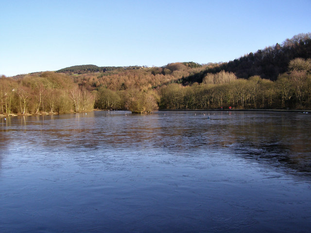 Etherow Country Park Reservoir