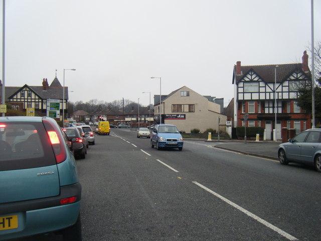Storeton Road