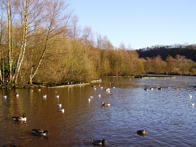 Etherow Country Park Lake