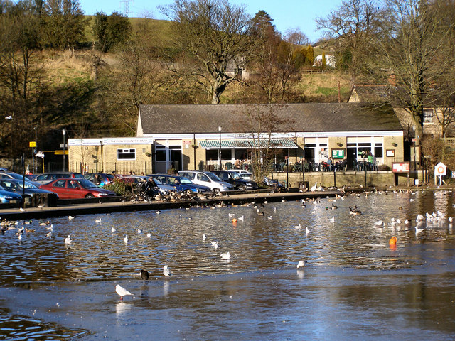 Etherow Country Park Visitor Centre