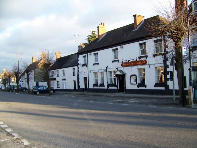 The Barrington Arms Hotel, Shrivenham