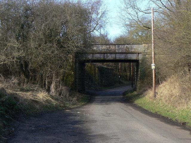 Batley Lane Bridge