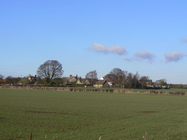 The hamlet of Rowthorne