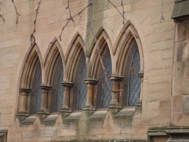 Ibrox Parish Church