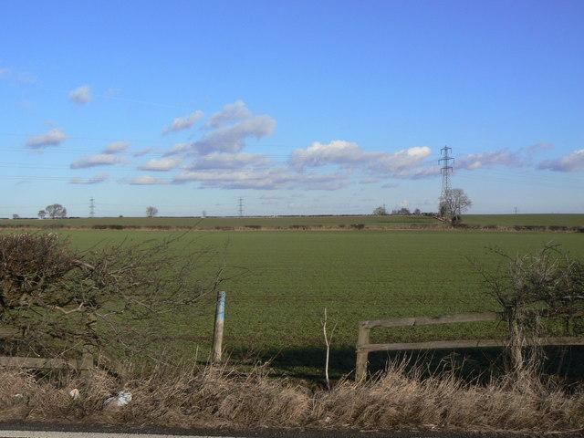 Landscape near New Houghton