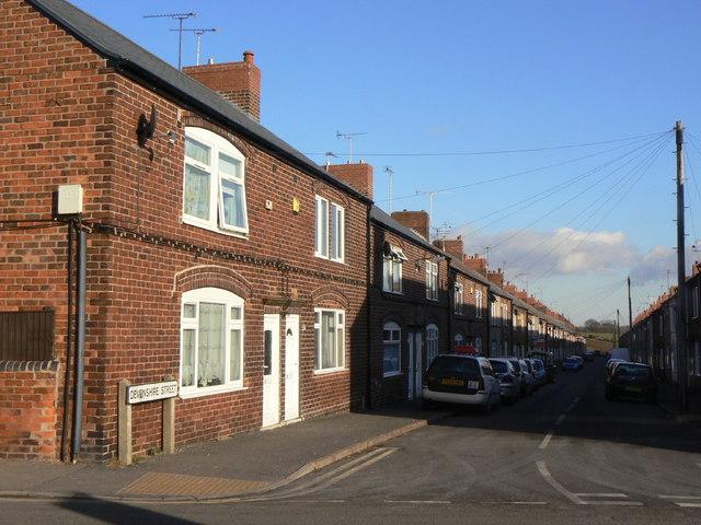 Devonshire Street