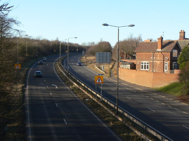 Pleasley bypass