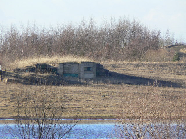 Bird-watching hide