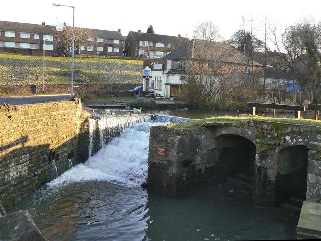 Pleasley Mill Dam