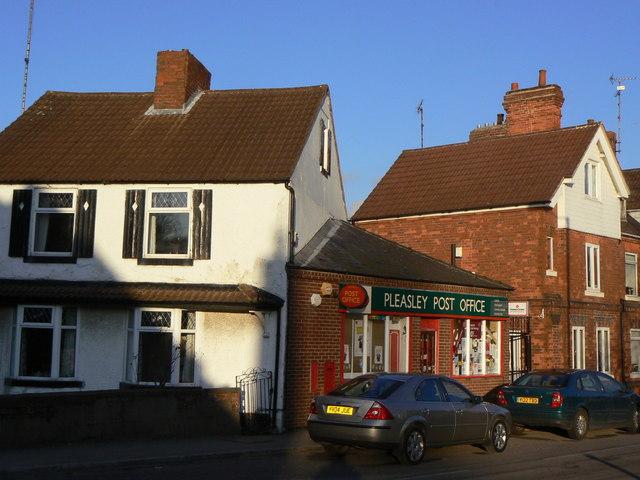 Pleasley Post Office