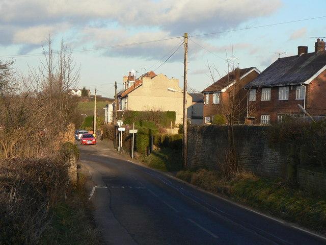 High Street, Pleasleyhill