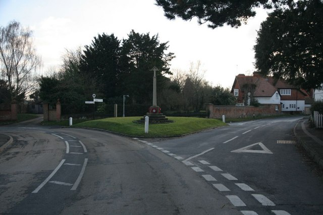 Triangle at East Hagbourne