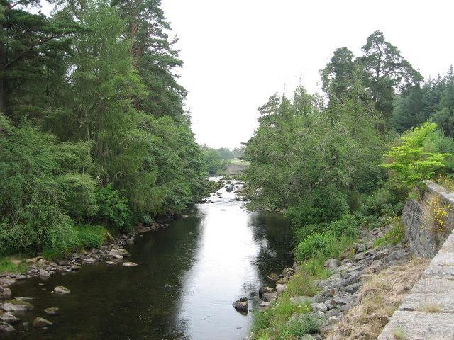 Dulnain Falls