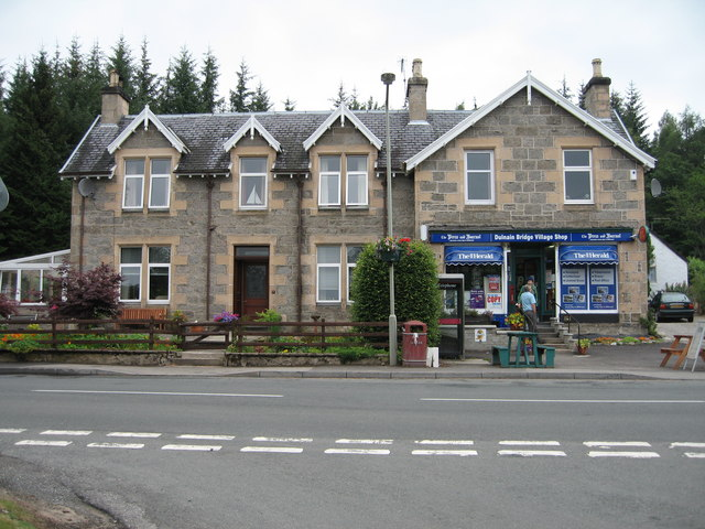 Dulnain Bridge Village Shop
