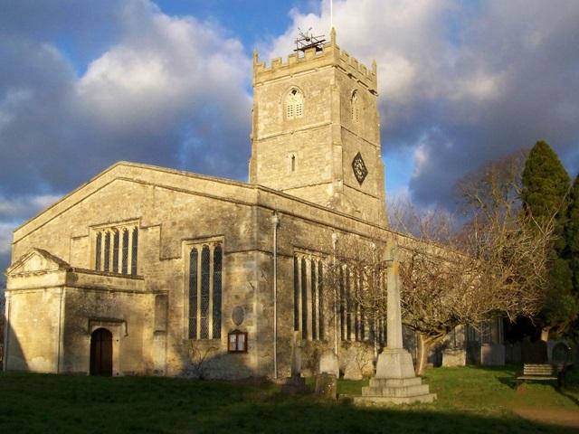 St Andrew's Church, Shrivenham