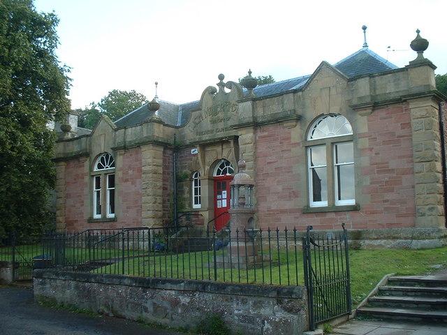 The Hugh Miller Institute, Cromarty