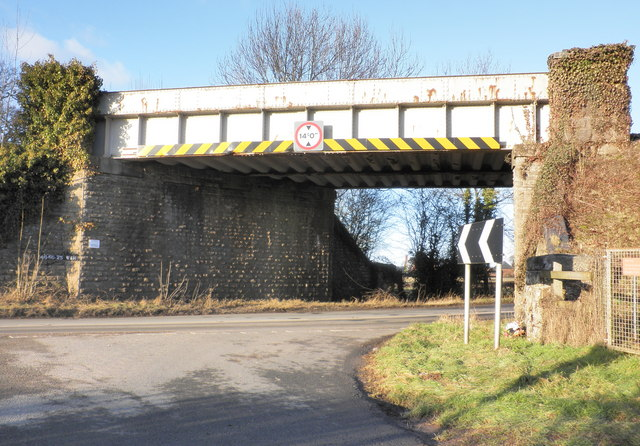 Railway Bridge,  Withington