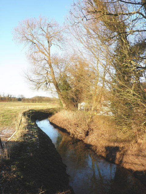 The Little Lugg, Sutton Marsh