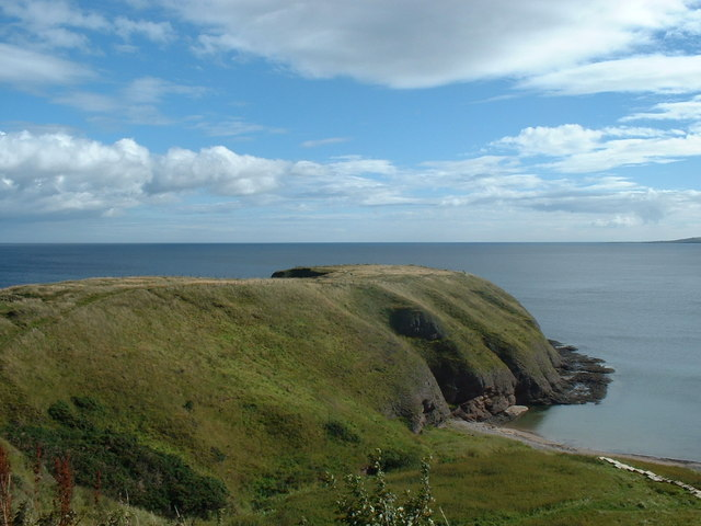 Fort Fiddes, Site of Iron Age Fort
