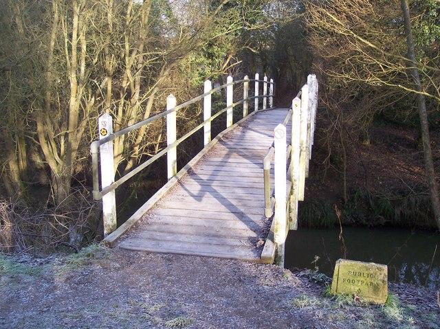 The Straight Mile Bridge