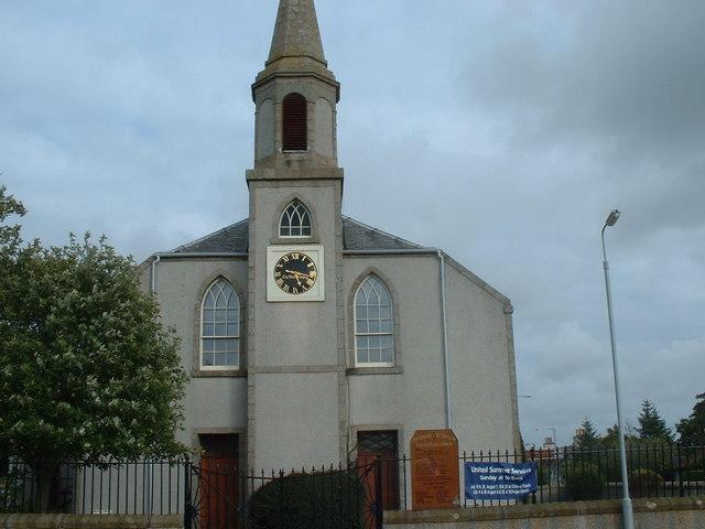 Crimond Church
