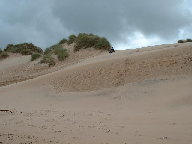 Sand Dunes, Rattray Head