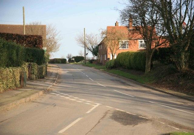 Laxton Village outskirts