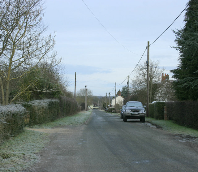 2010 : Minor road through Stormore