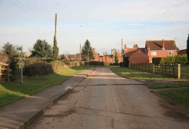 Laxton Village