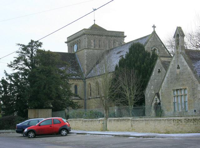 2010 : Holy Trinity Church, Dilton Marsh