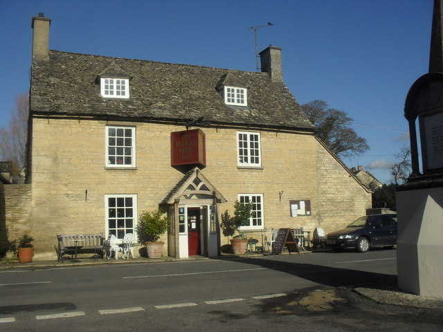 The Royal Oak, Ramsden