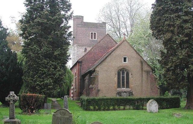 St Dunstan, Cranford