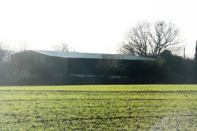 Barn, St Ives Farm