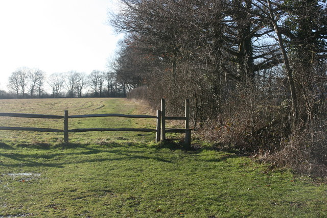 Stile on the High Weald Landscape Trail