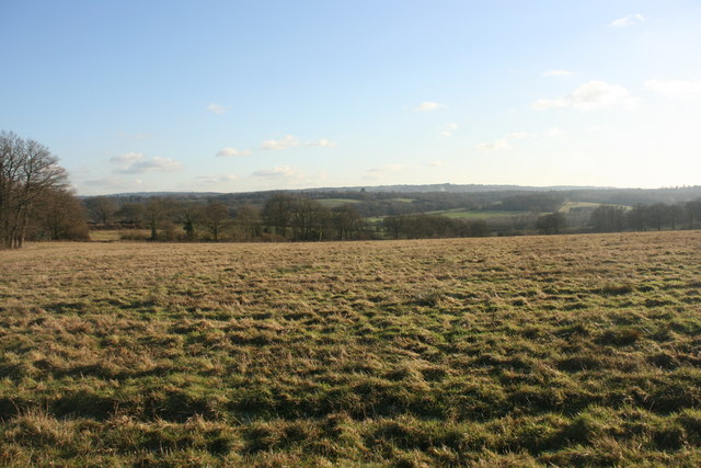 View south from the High Weald Landscape Trail