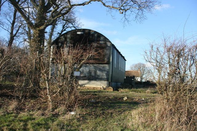 Barn, North Clays