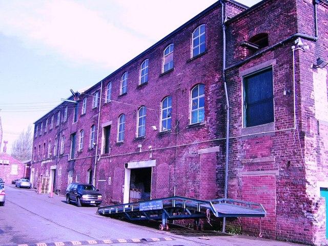 Ings Mill, Dale Street