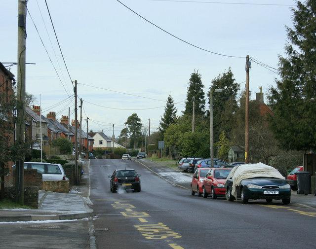 2010 : B3099 Dilton Marsh High Street