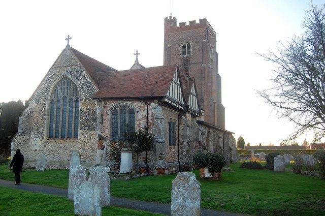 St Andrew, Rochford