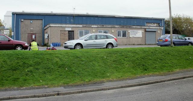 Brackla Snooker Centre, Bridgend