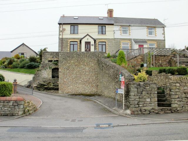 Llys Tysant, Coity, Bridgend