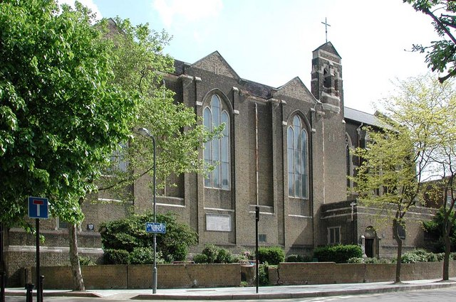 St Benet & All Saints, Kentish Town